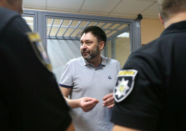 俄副外长:俄希望基辅法院将释放维辛斯基