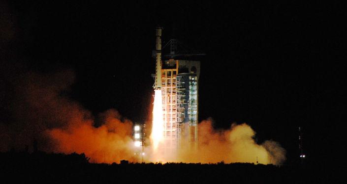 中国快舟一号成功发射两颗卫星