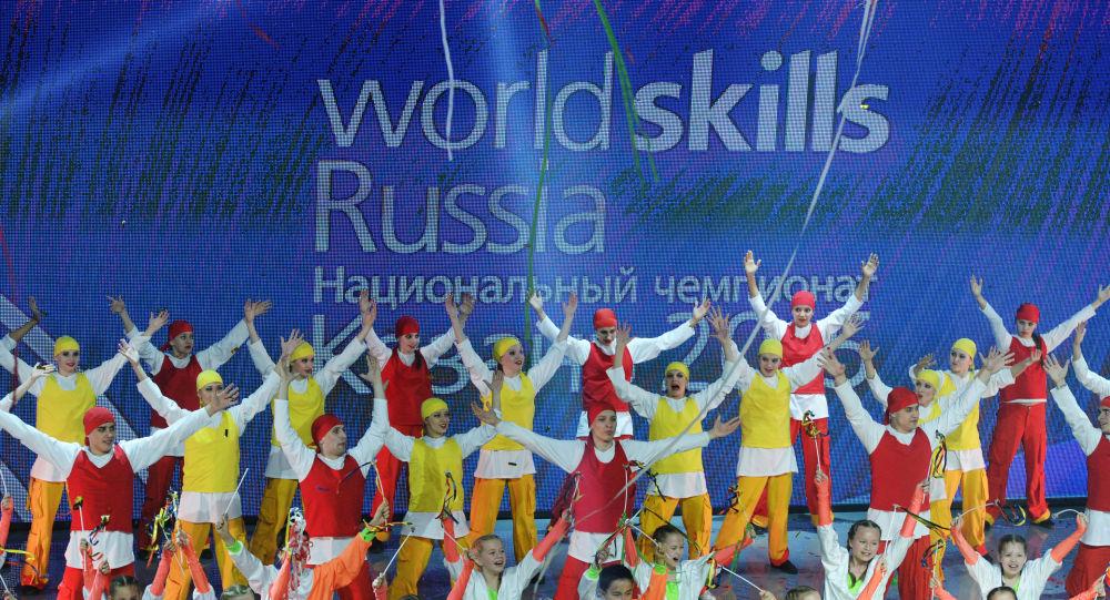 俄將協助上海舉辦下一屆世界技能大賽