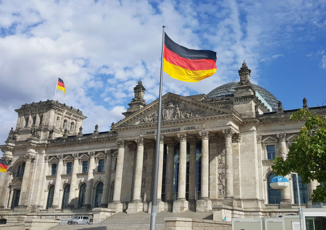 德国联邦议院