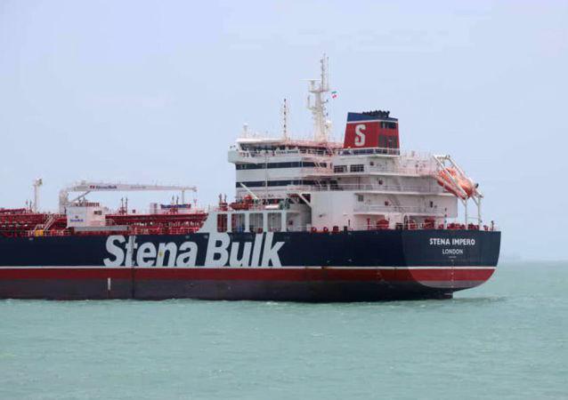 俄駐伊大使館:伊朗當局在調查結束前不會釋放被扣船員