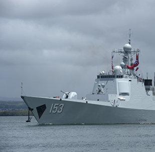 中國西安艦