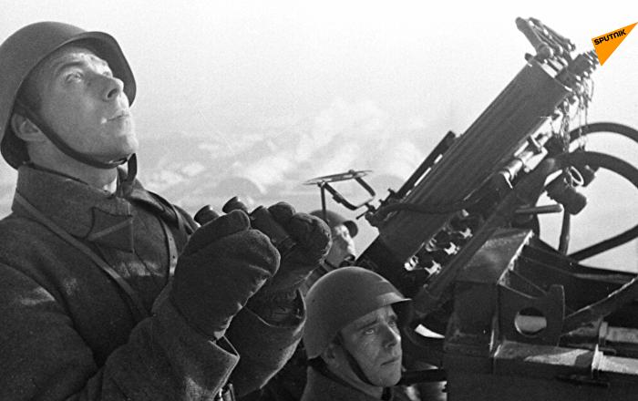 莫斯科防空戰