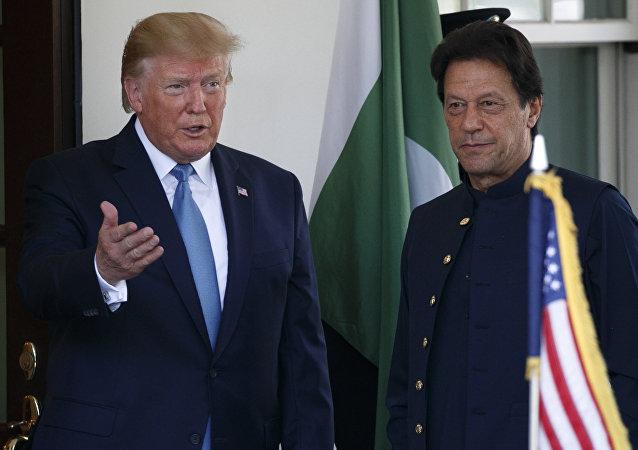 巴基斯坦总理同意特朗普为同印度关系正常化进行调解