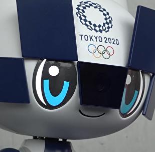 迎接東京奧運會倒計時一週年 日本推出新型機器人