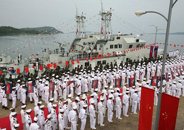 柬埔寨无需美国指教如何与中国交朋友
