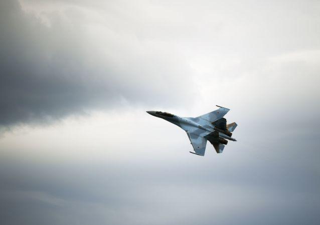 俄军机关报:俄防空部队战机一周之内在边境地区升空21次