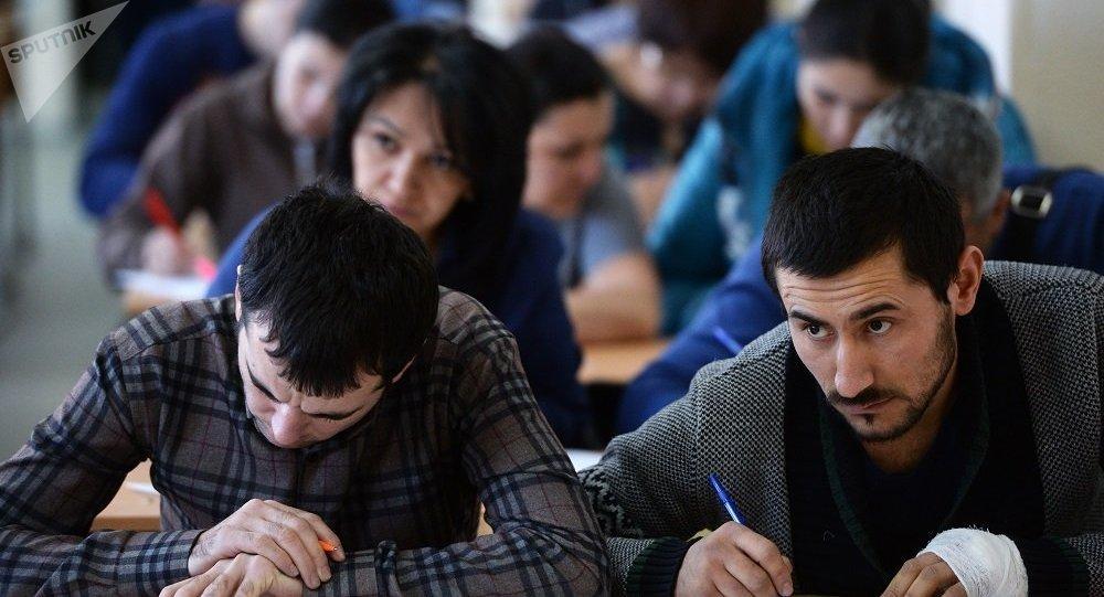俄罗斯的移民人数创历史新高