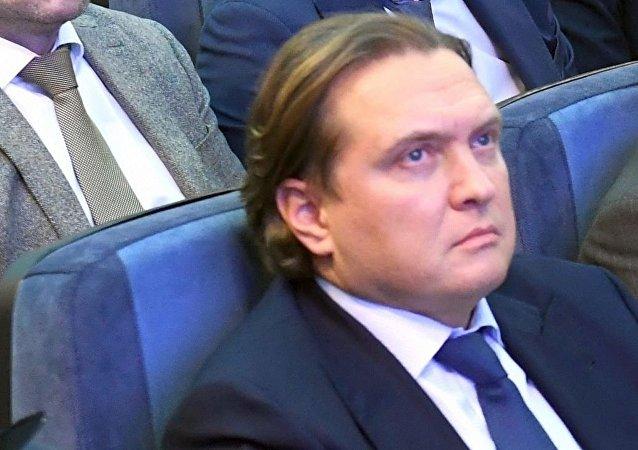 德米特里·別列諾夫