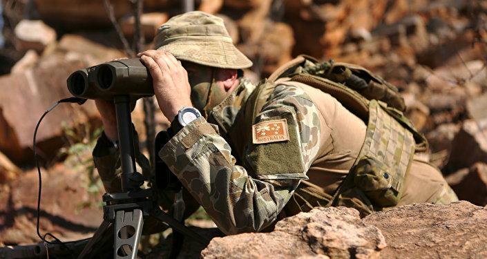 澳大利亚是因中国向其南太平洋盟友提供军事援助?