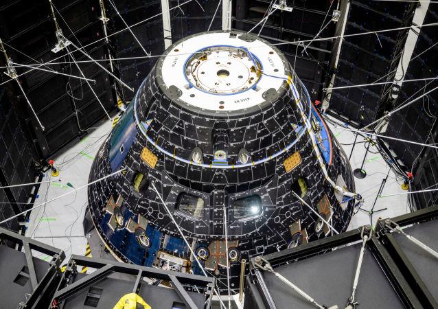猎户座(Orion)载人飞船
