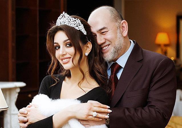 前馬來西亞國王對與莫斯科小姐的婚姻表示遺憾