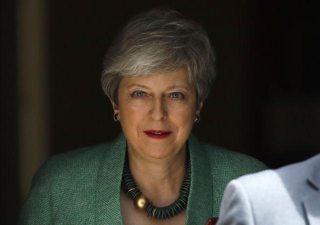 特蕾莎·梅卸任英國首相