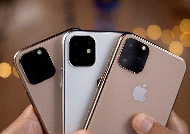 苹果将在2019秋季发布三款新iPhone