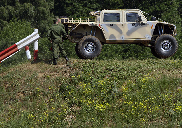 俄军用越野车制造商已获准使用中国玉柴燃气发动机