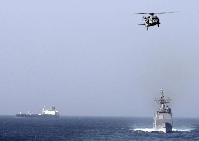 蓬佩奧:美國將確保霍爾木茲海峽通航暢通