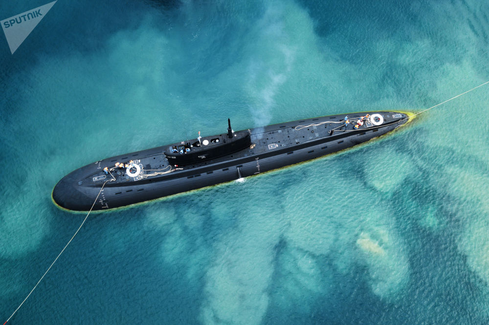 "B-271""科尔皮诺""号柴电潜艇"