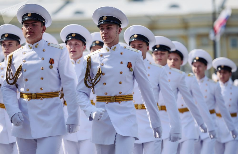 纳希莫夫海军学院学员