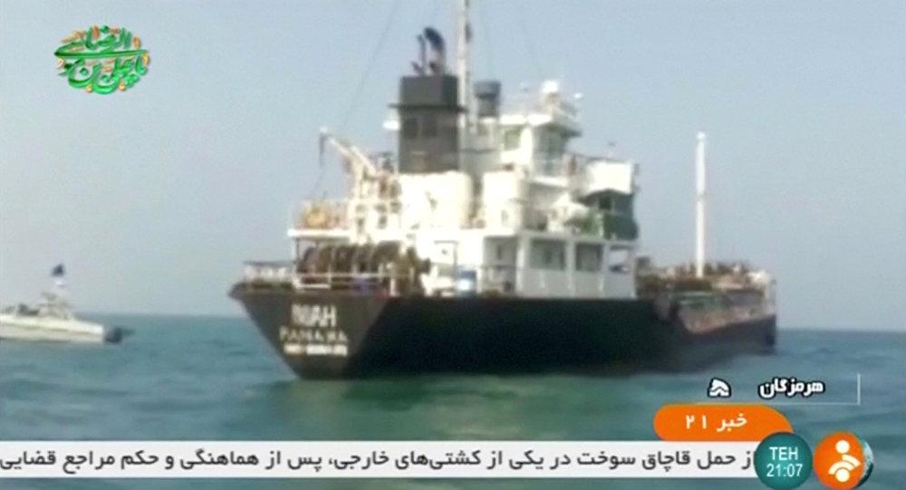 伊朗释放Riah号油轮12名印度籍船员中的9人