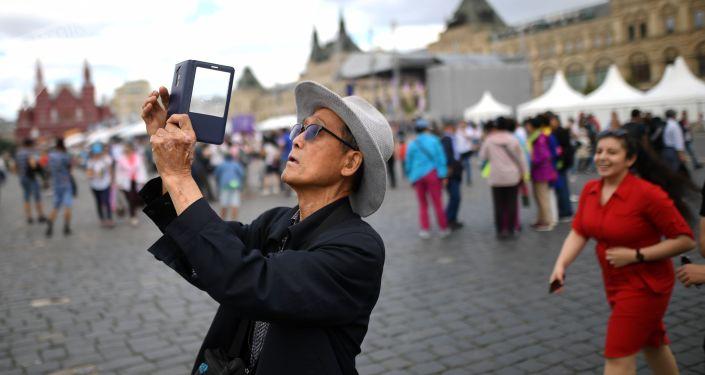 中國赴俄遊客今年全年消費總額可達11.7億美元