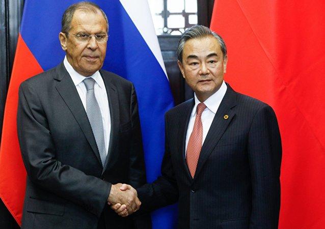 俄外交部:俄中外长讨论朝鲜半岛局势
