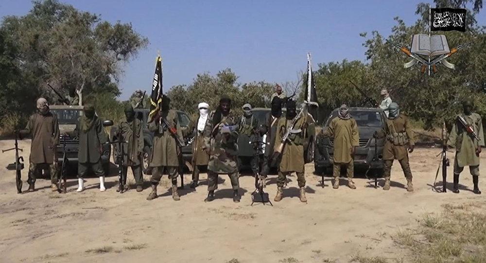 伊斯蘭主義組織「博科聖地」武裝分子(資料圖片)