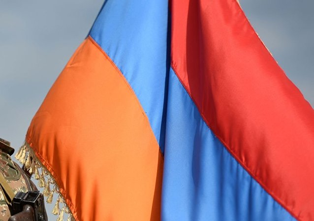 亚美尼亚国旗