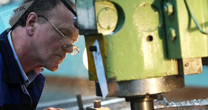 俄羅斯缺口最大職業是專業技工