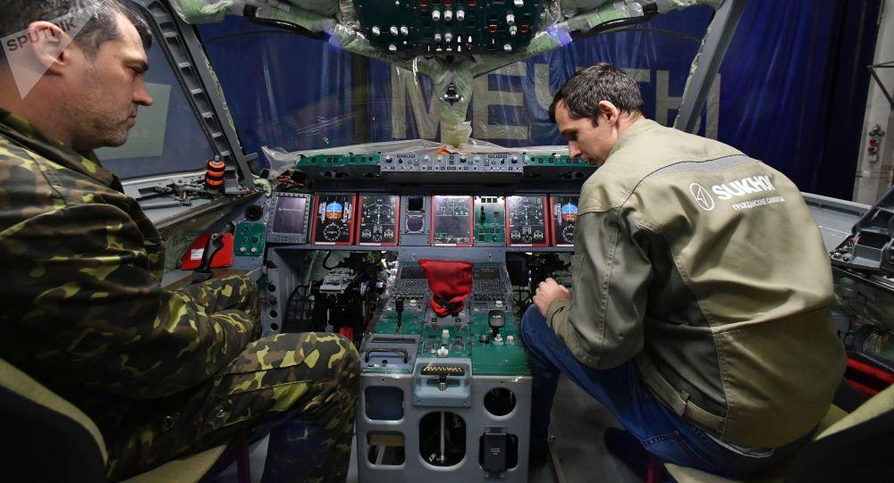俄技术集团为俄中航空项目培养人才