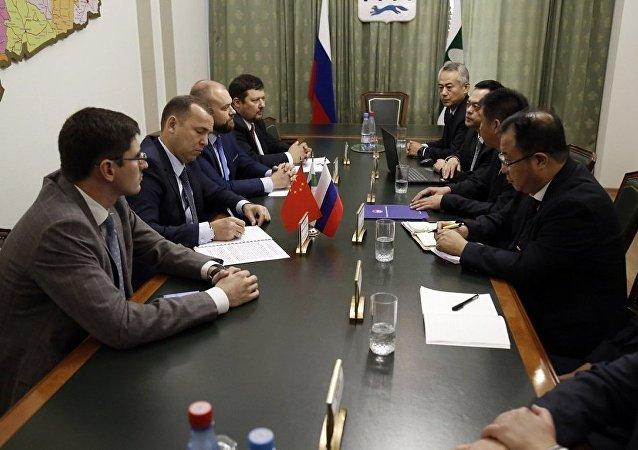 中國英特萊福油氣集團或將在俄興建油氣設備製造企業