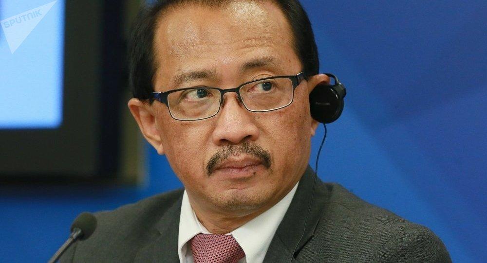 印度尼西亚驻俄罗斯大使苏普里亚迪(资料图片)