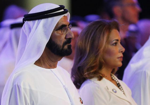 迪拜酋長與逃亡妻子離婚案在倫敦開審