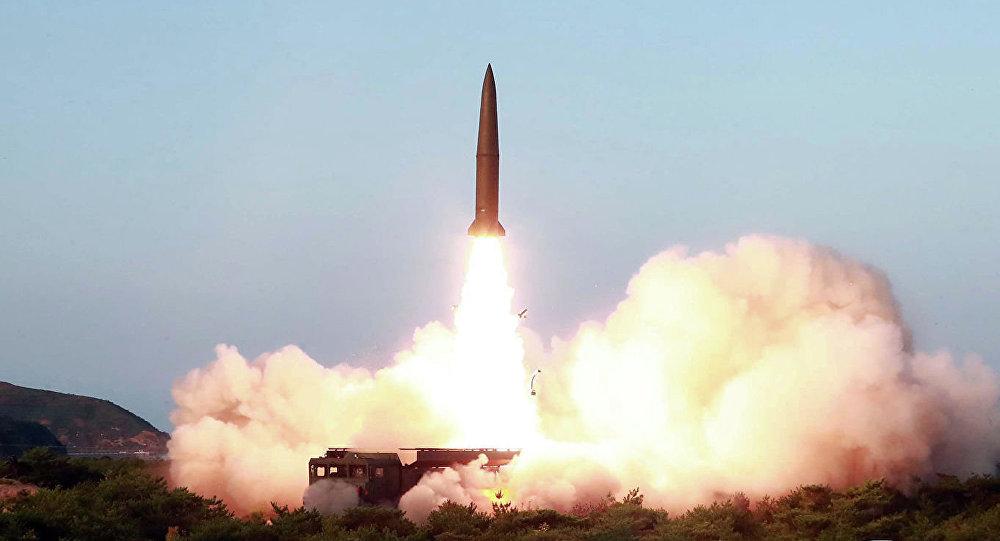 日本防卫省称朝鲜已造出核弹头