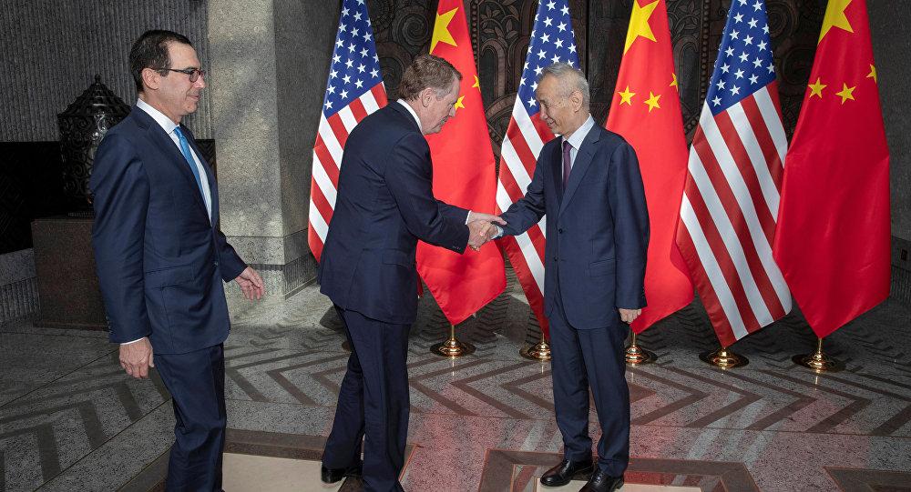 中国商务部证实刘鹤副总理将率团赴华盛顿举行第13轮中美经贸高级别磋商