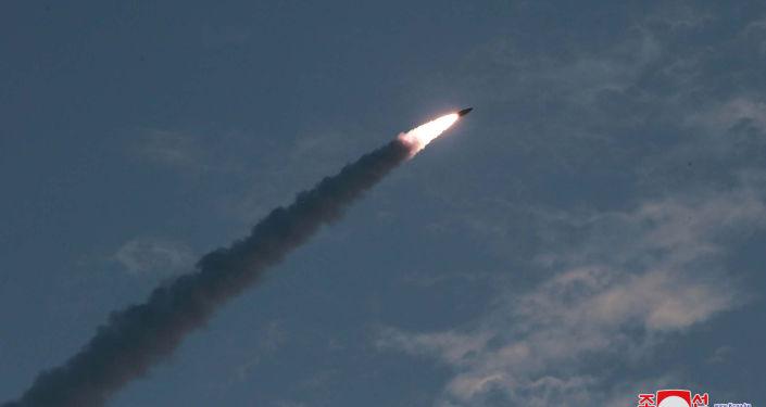 韩国认为朝鲜可能试射短程弹道导弹