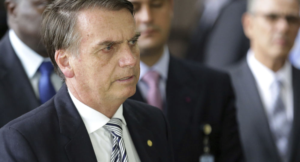 巴西总统博尔索纳罗