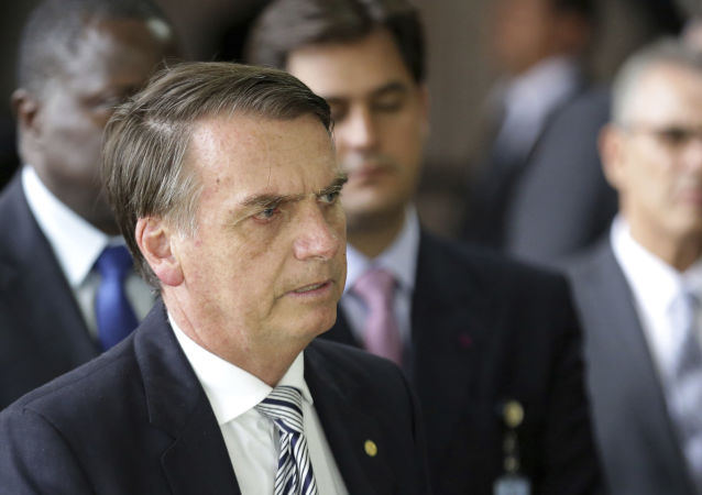巴西总统遇袭刀具将成为博物馆展品