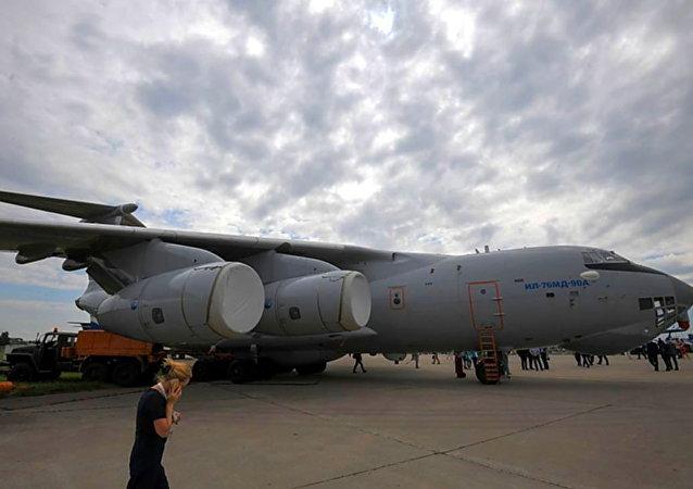 伊尔-76MD-90A