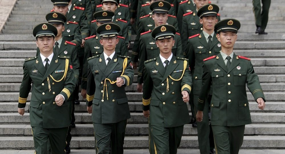 俄專家:挑戰不斷 中國繼續高速發展軍事潛力