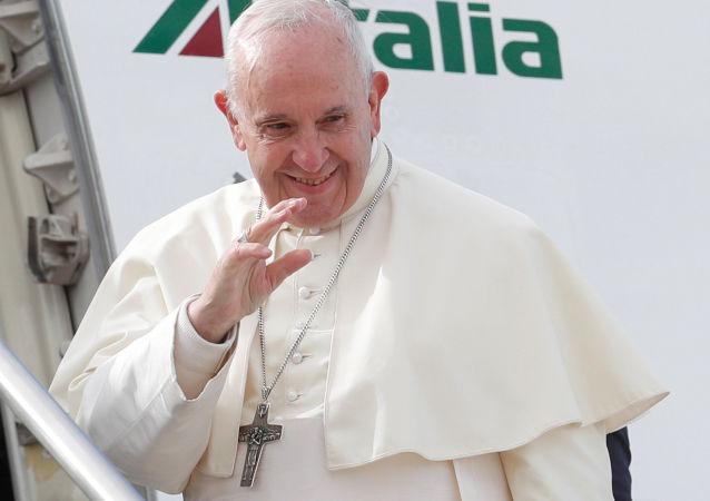 罗马教皇:若能前往俄罗斯将乐意出访