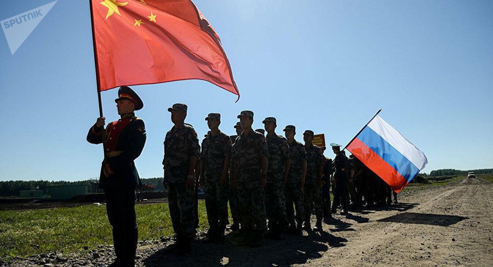 军事专家:中俄联演常态化有助于缓冲霸权主义对地区安全造成的消极影响