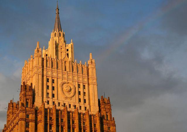 俄印外長27日將在莫斯科舉行會談