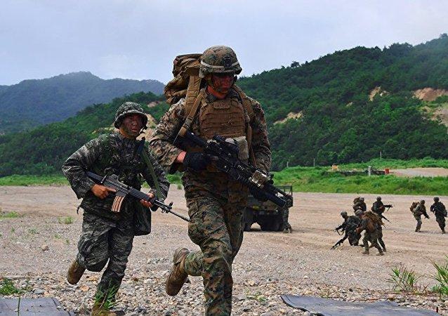 首尔不接受平壤对韩美军事演习的批评