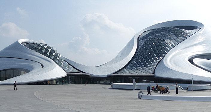 哈尔滨歌剧院