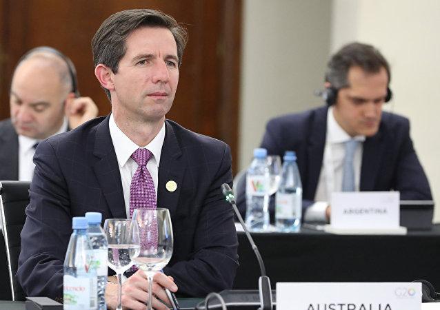 澳大利亚不想因为美国而与中国弄僵