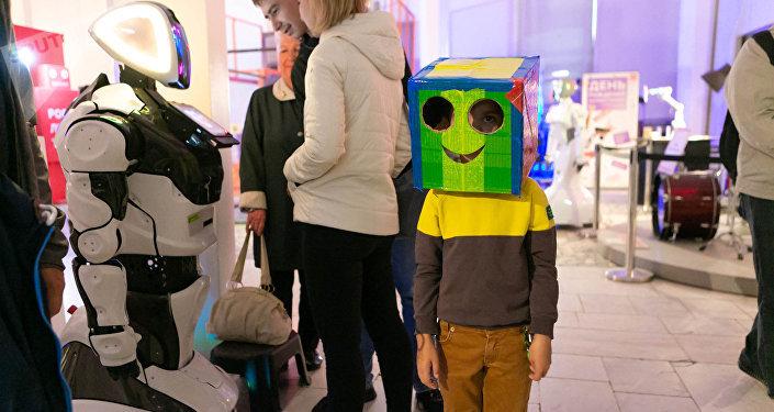 每个人在机器人站都将找到自己喜欢的课程
