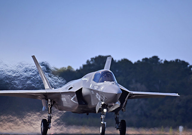 F-35可以买,但不能联合造-为何五角大楼不把东京当伙伴?