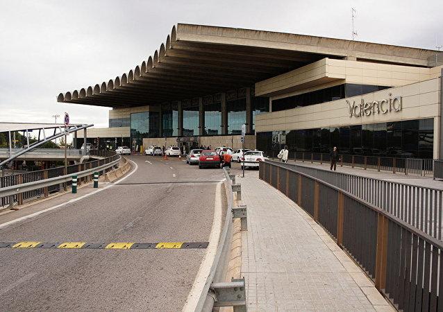 西班牙瓦伦西亚机场