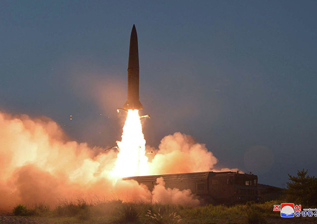 韩国认为朝鲜试射短程弹道导弹