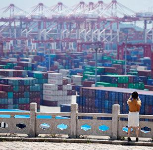 俄媒:儘管美國加徵關稅,中國出口仍在上升